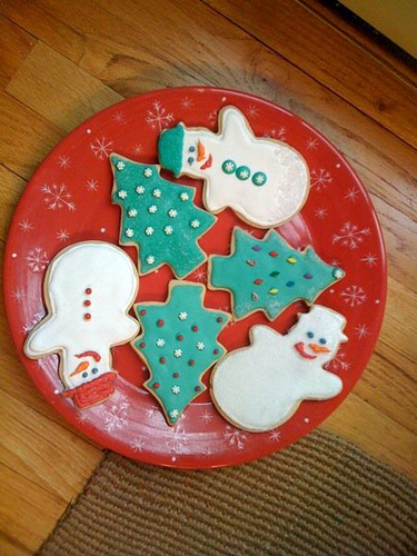 Christmas Cut-Out Cookies (24 ct.)