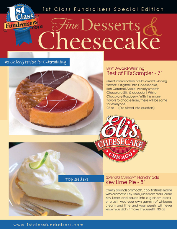 Cheesecakes & Desserts